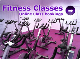 Fitness Classes - Book Online